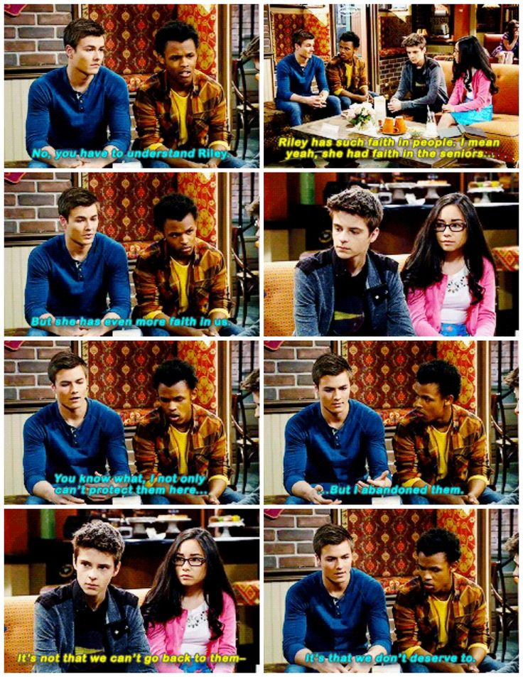 "#GirlMeetsWorld 3x02 ""Girl Meets High School: Part Two"" - Farkle, Smackle, Lucas and Zay"