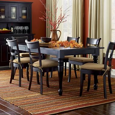 My dining room set from C&B - bought it several years ago and still love it.