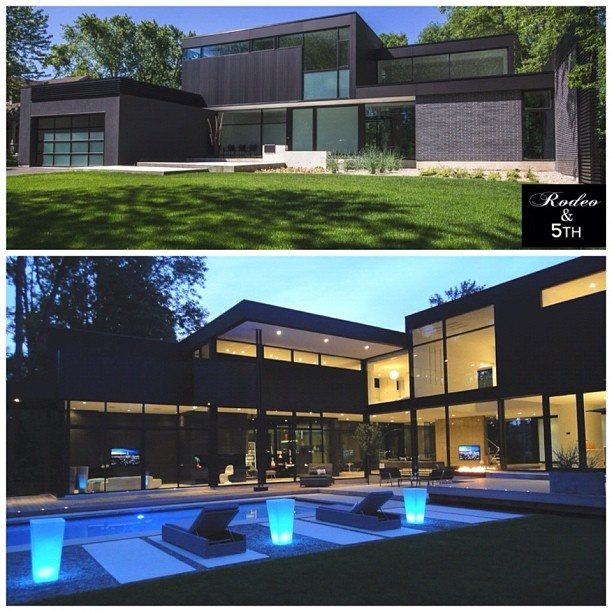 Nice Toronto Based Design Studio Guido Constantino Has Designed The Belvedere  Residence Project. This Two Great Ideas