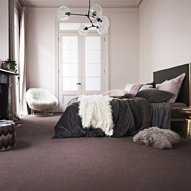 Love this classic contemporary styling creating the most luxurious sanctuary.  This image was taken by Mike Baker as part of the Dulux Australia promotion.  Get the look with Feltex Redbook carpet.