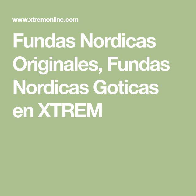 Fundas Nordicas Originales, Fundas Nordicas Goticas en XTREM