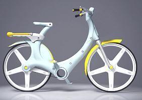 面白い自転車