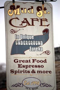 Mud Street Cafe - Eureka Springs, Arkansas-fabulous food  drinks, especially coffees  homemade desserts