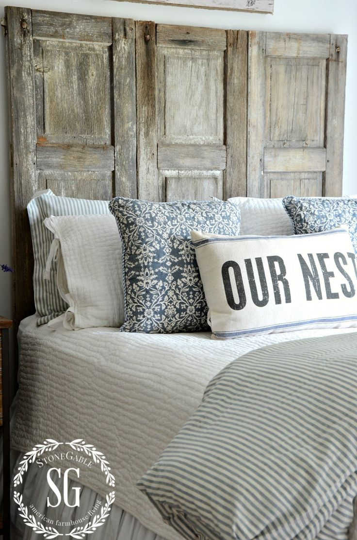 Twin bedding guest room - Guest Room Reveal