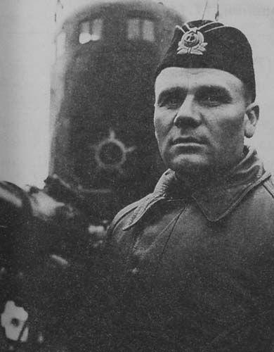 Soviet submarine officer