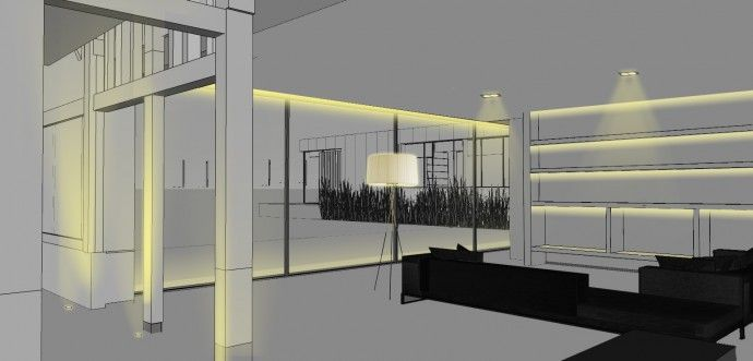 Residential Architectural Lighting Design Paul Nulty