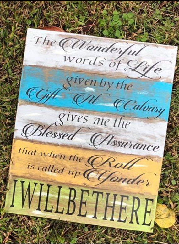 The Wonderful Words Of Life I Still Believe In Amazing Grace