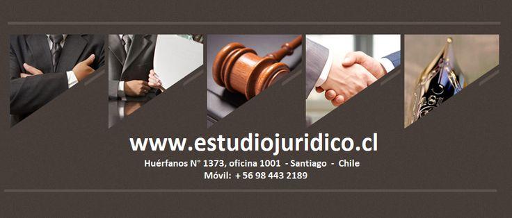 Estudio juridico - Abogados - Ley - Juicios - Chile.  Los abogados de Estudiojuridico.cl cuentan con una sólida experiencia en derecho civil, derecho comercial, derecho laboral, derecho de familia, derecho minero, cobranzas, y todo lo concerniente a Propiedad Industrial e Intelectual, incluyendo, arbitrajes por nombres de dominio, y registro de marcas.
