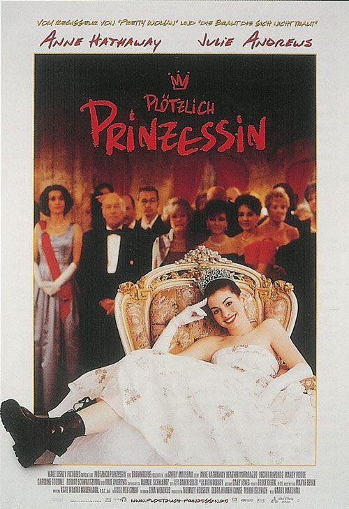 Poster zum Film: Plötzlich Prinzessin!