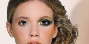 Cómo agrandar los ojos con maquillaje