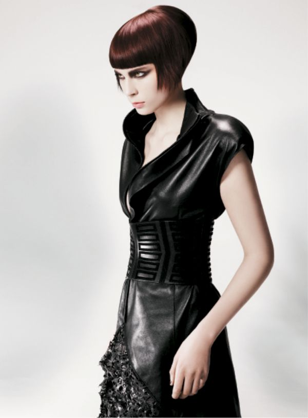Hairdresser Gary Taylor showcases his love for the craft in his new collection.