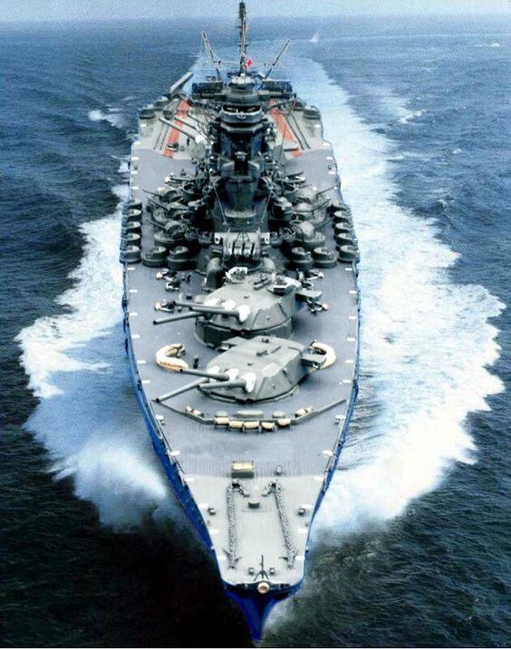 IJN Battleship Yamato - 日本海軍戦艦大和: