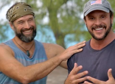 Dual Survival': Matt Graham's Stag Mating Call