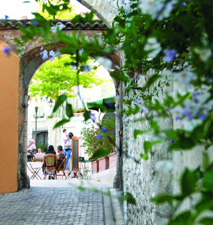 Porte du Canadel, La Colle-sur-Loup #lacolle