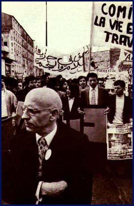 """""""Where there is power, there is resistance."""" Michel Foucault (1976)"""