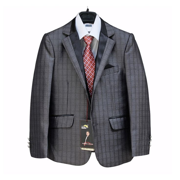 89.79$  Watch now - http://alivgm.worldwells.pw/go.php?t=32705438763 - Boys Wedding dress 3 pieces Gray Blazers suit for boy Tuxedo suits Kids Formal clothes Children clothing set Christmas Gift
