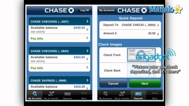 Chase bank app 3 benefits of chase bank app that may
