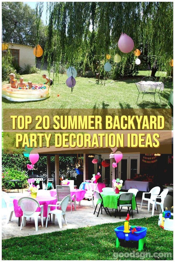 35 Fabulous Fall Backyard Party Decorations Ideas