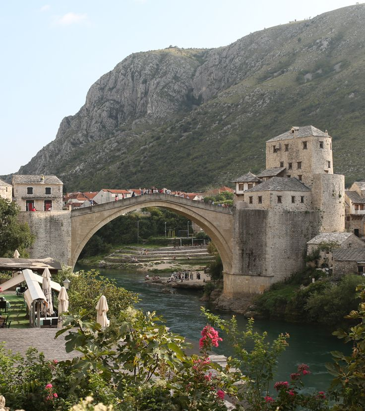 Mostar Bosnia and Herzegovina Travel Guide. #travel #destinations