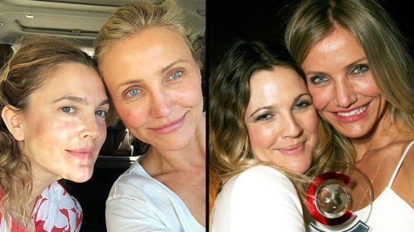 See The Latest Stars Who Have Joined The No Makeup Selfie Crew Without Makeup Drew Barrymore Instagram Makeup