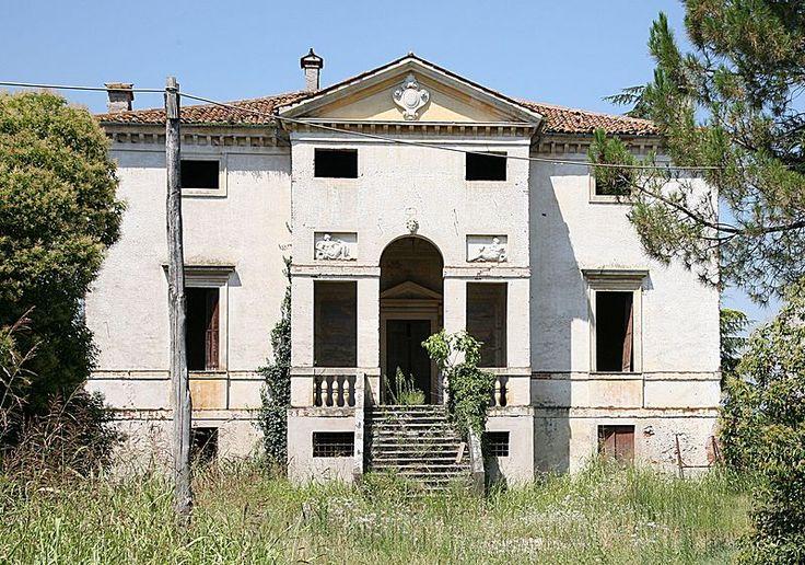 Villa Forni Cerato by Andrea Palladio.