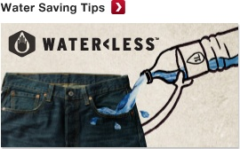 Green Fashion, Educated Choices and Levis Waterless Jeans?!