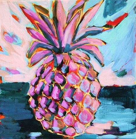Pineapple Series 1 – www.lauradrodesigns.com