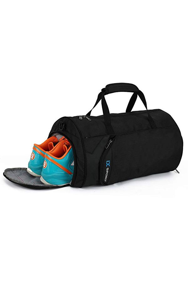 Inoxto Fitness Sport Small Gym Bag With Shoes Compartment Waterproof Travel Duffel Bag For Women And Men Small Gym Bag Mens Gym Bag Duffel Bag Travel