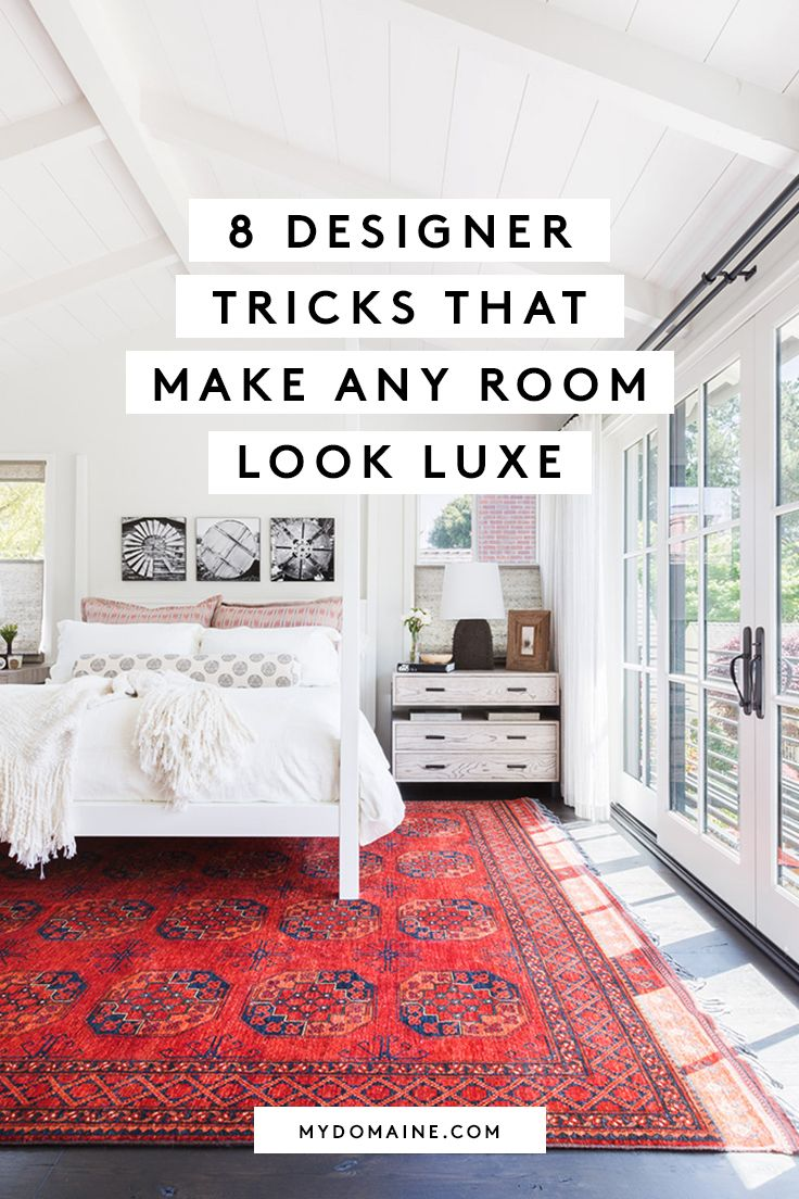 How to decorate a stylish space on a budget