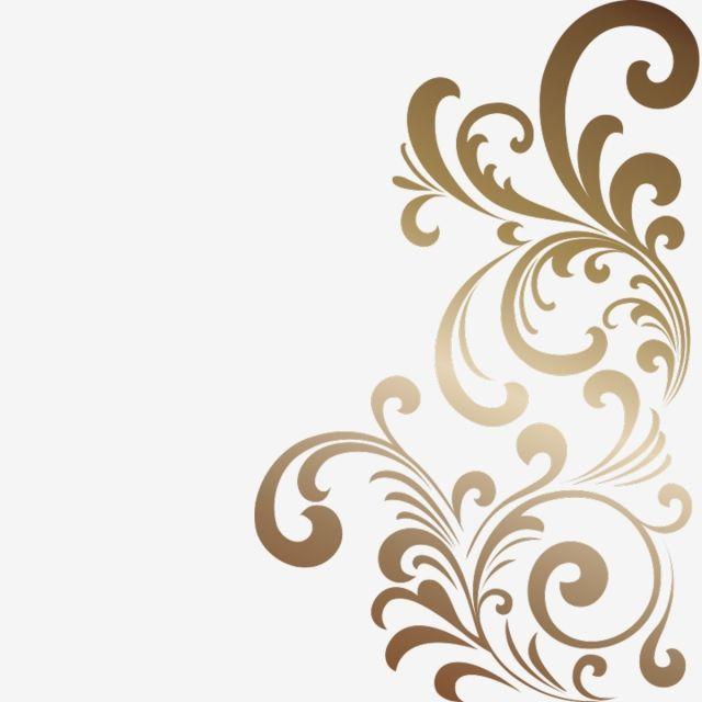 Swirl Ornament Floral Background Floral Background Png Transparent Clipart Image And Psd File For Free Download Ornamen Latar Belakang Desain Undangan