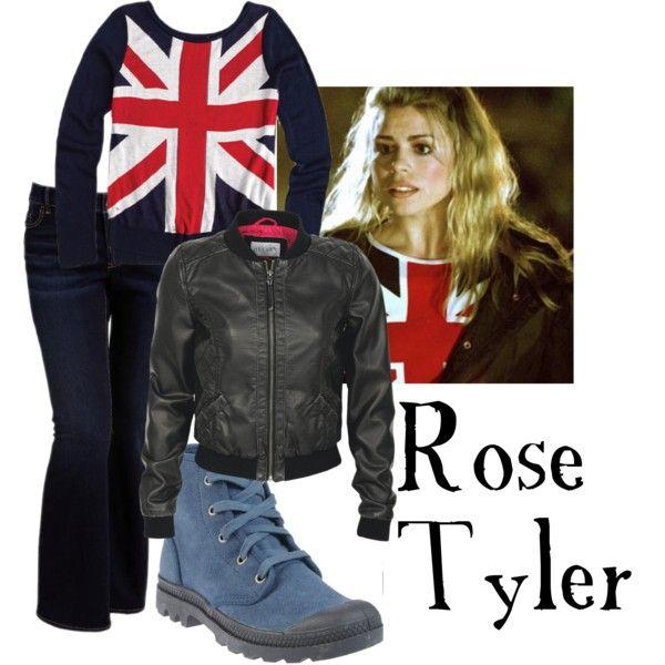 Doctor Who - Rose. @Jennifer Huff DECEMBER