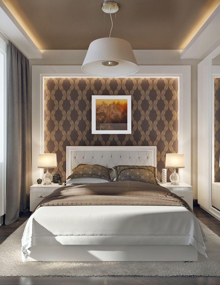 В такой спальне хочется жить!