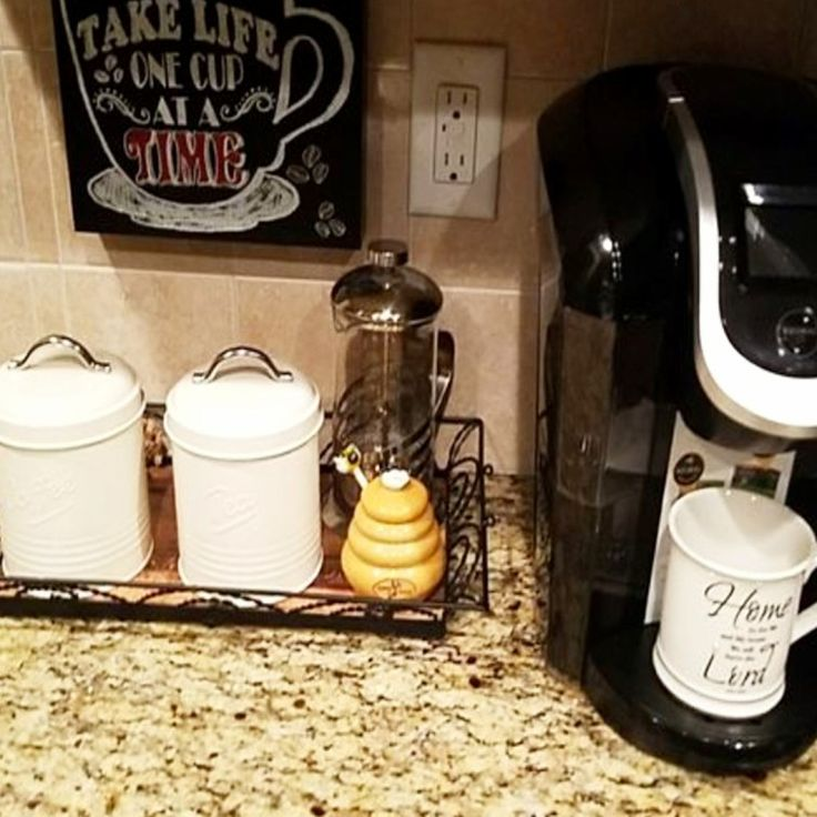 342 Best Coffee Bar Ideas • DIY Home Coffee Bars Images On