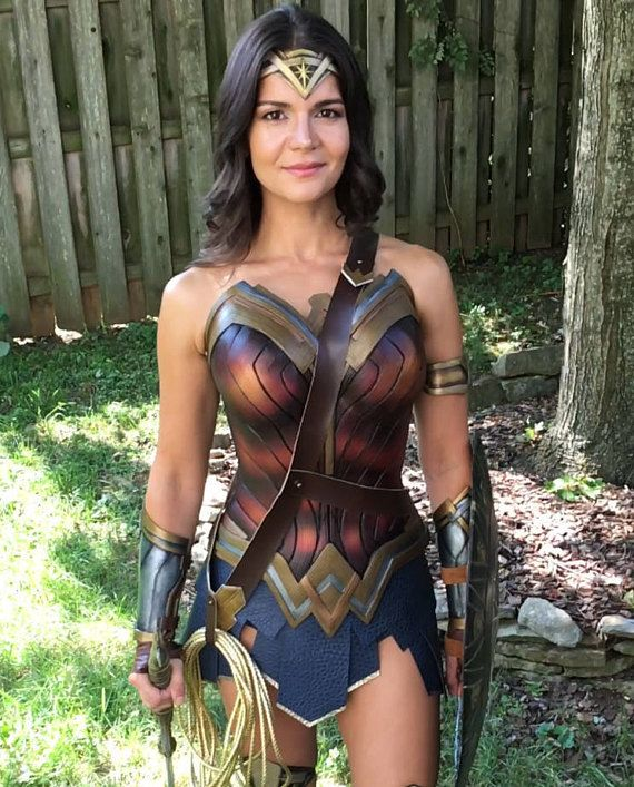 Wonder Woman style movie costume dawn of justice inspired Gal