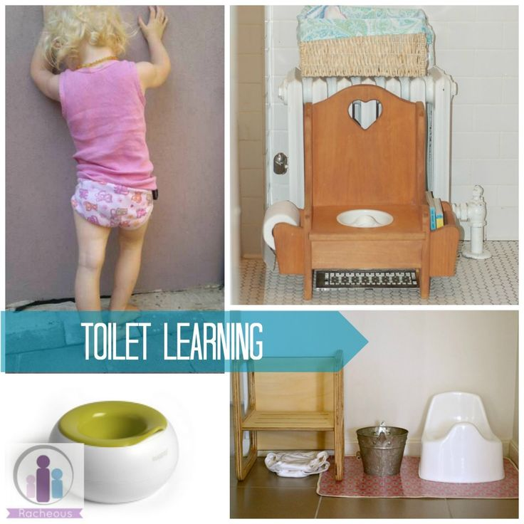 Montessori Toilet Learning from Racheous