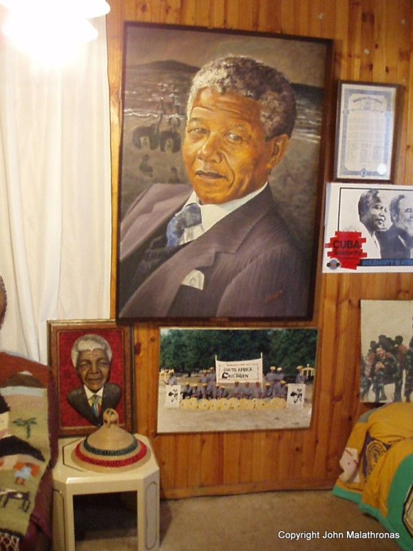 """Must visit list: """"Mandela's House, now a museum, Soweto, South Africa"""" #FriFotos by @Malathronas"""
