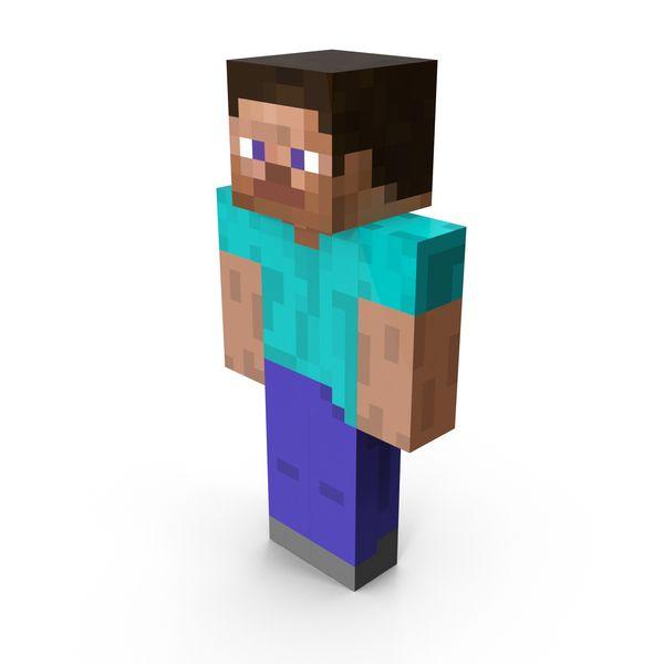 Minecraft Steve Png Images Psds For Download Pixelsquid S106932854 Minecraft Steve Minecraft Photoshop Plugins