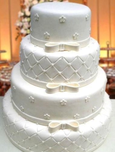 Veja opções de bolos cenográficos para o casamento - Casamento ...