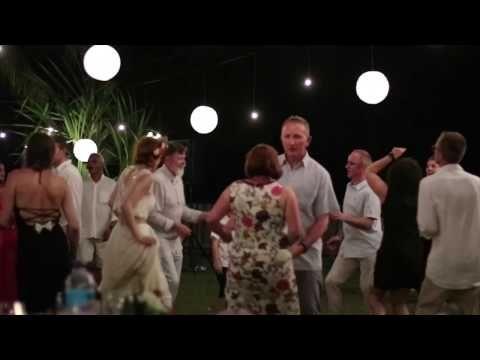 WEDDING BAND BALI - GLO Band Bali at Desa Dunia Beda, Gili Trawangan - YouTube