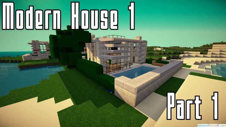 Minecraft Seeds: minecraft häuser zum nachbauen