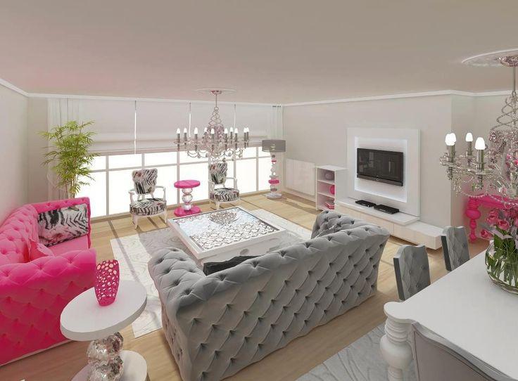 10 Amazing Ideas To Design A Feminine Living Room