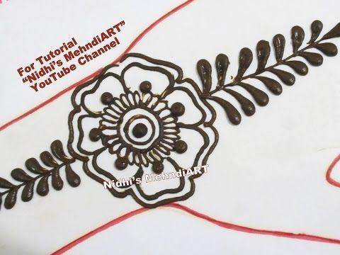 die besten 25 henna design f r kinder ideen auf pinterest. Black Bedroom Furniture Sets. Home Design Ideas