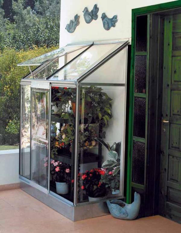 55 best images about serres et jardin d 39 hiver on pinterest for Terrasse jardin 78