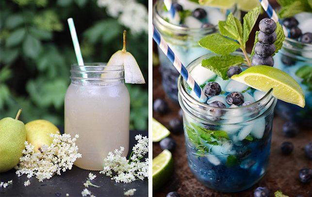5 iskolde drinks til en varm sommeraften