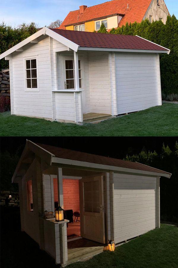Sauna Finska Do Ogrodu Domek Zewnetrzny 320x320cm 8055685315 Oficjalne Archiwum Allegro Outdoor Structures Outdoor Structures