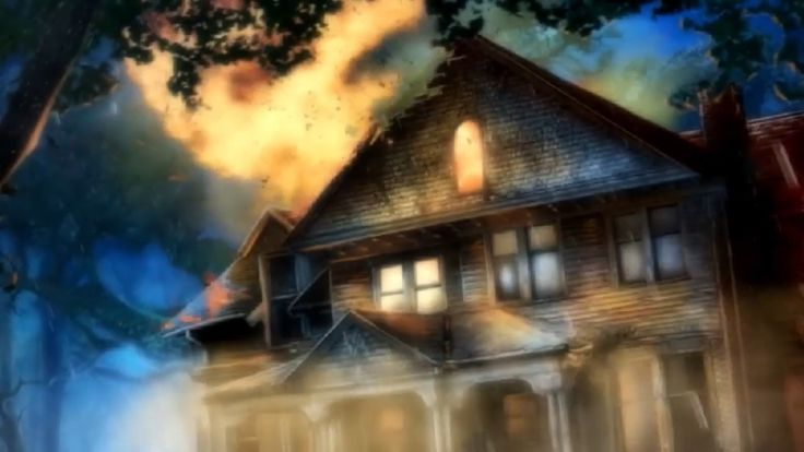 Uncle's house is on fire! Download for free and enjoy with this divine PC MAC game  Island of Forgotten Evil Collector's Edition.