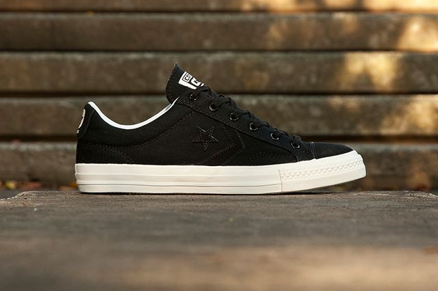 converse star player pro suede