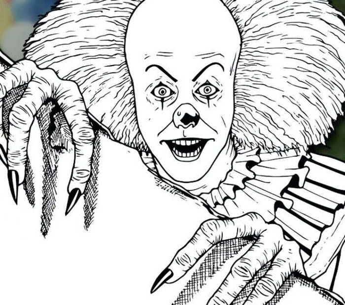 Pennywise Coloring Pages Ideas With Printable Pdf Free Coloring Sheets Coloring Pages Halloween Coloring Pages Printable Halloween Coloring Pages