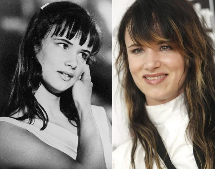 Another teen actress who's turned to music, Juliette Lewis got her start in movies like 'Christmas Vacation' and 'Cape Fear' before moving on to be the frontwoman of her art punk band The Licks.
