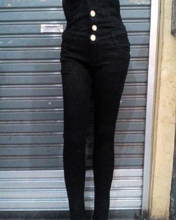 """""""""""Overall prada 007 Material:  soft jeans Harga: 175 Warna:  hitam Order PIN CS1-5A1F32FA PIN CS2-5FI5DE72 & SMS/WA 087722-575-101  Reseller & Dropship Welcome!  Happy Shopping! :) #jamtangan #jamtanganwanita #jammurah #grosirjam #sweatercouple #flatshoes #jamtanganterbaru #resellerjamtangan #taswanita #sneakerscwe #celanajeansripped #jamtanganartis #olshop #wedgesterbaru #jaketjeans  #resellerwelcome #celanajeans #sepatubandung #celanajeanshw"""